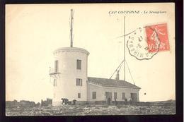 CAP COURONNE - LE SÉMAPHORE - Martigues