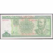 TWN - CUBA 116i - 5 Pesos 2006 Serie EI-14 UNC - Cuba