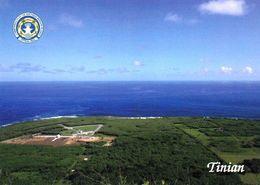 1 AK Northern Mariana Islands * Ansicht Der Insel Tinian - Eine Insel Der Nördlichen Marianen - Luftbildaufnahme * - Marianen