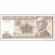 TWN - CUBA 117k - 10 Pesos 2009 Serie DK-13 AU - Cuba
