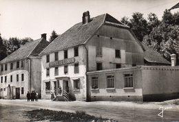 25 -VILLERS-le-LAC -- 'Hôtel De L'UNION' , (Edit:Photo Janin). - France