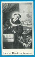 Holycard   St. Rembert - Devotion Images