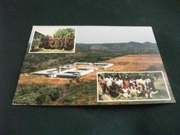 Mission Des Peres Carmes En R.c.a. Seminaire De Bouar Fevrier 1993 Procure Missionnaire ARENZANO GENOVA CARMELITANI - Missioni