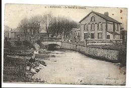 Ardennes GIVONNE Le Pont De La Givonne 1932 . 2 Scans .......giv - Sonstige Gemeinden