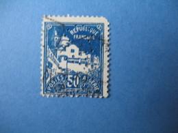 Perforé  Perfin  Algérie ,   Perforation :  CAM6    à Voir - Algérie (1924-1962)