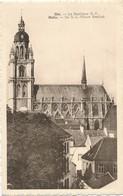 CPA - Belgique - Halle - Hal - La Basilique N.-D. - Halle