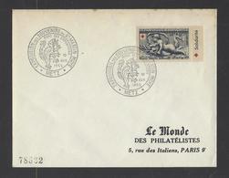 FRANCE. FDC   N° 938  Oblitération 1er Jour. 10 - 4 - 1955 - FDC