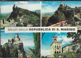 SALUTI DA SAN MARINO - NUOVA - Saluti Da.../ Gruss Aus...