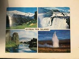 AK  ICELAND  1970, - Island
