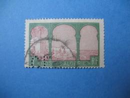 Perforé  Perfin  Algérie ,   Perforation :  CL9    à Voir - Algérie (1924-1962)