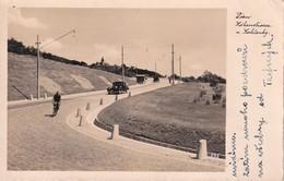 AUTRICHE 1936 CARTE POSTALE PHOTO DE WIEN HÖHENSTRASSE - Altri