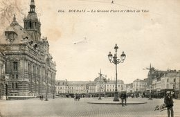 ROUBAIX         LA GRANDE PLACE   NO.4054 - Roubaix