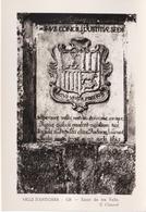 128 POSTAL DE ANDORRA DEL ESCUT DE LES VALLS (V. CLAVEROL) - Andorra