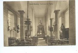 Petit Rosière Intérieur De L'Eglise - Ramillies