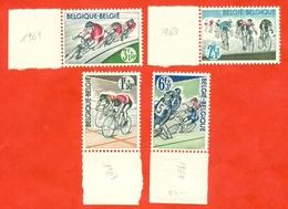 Belgium 1963. Unused Stamps. - Wielrennen