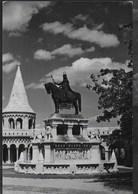 UNGHERIA - BUDAPEST - BASTIONI DEI PESCATORI - NUOVA - Ungheria