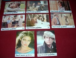 Richard Dreyfuss THE COMPETITION Amy Irving 8x Yugoslavian Lobby Cards - Photographs