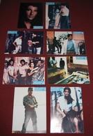 Richard Gere HONORARY CONSUL Michael Caine  8x Yugoslavian Lobby Cards - Foto's