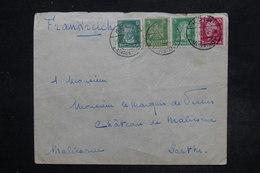 ALLEMAGNE - Enveloppe De Köln Pour La France En 1927 , Affranchissement Plaisant - L 27233 - Deutschland