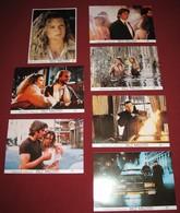 Richard Gere NO MERCY Kim Basinger  - 7x Yugoslavian Lobby Cards - Foto's