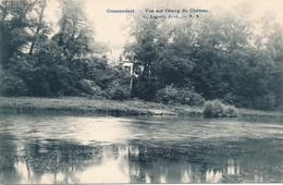 CPA - Belgique - Groenendael - Vue Sur L'étang Du Château - Hoeilaart