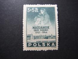Pologne 1946 - 2e GM - Camp De Majdanek 1941-1944 - WW2
