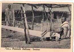 AFRICA ORIENTALE - TESSITORE - Etiopia