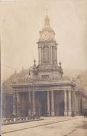 POSTAL DE CHILE DE UNA IGLESIA DEL AÑO 1913 (VALPARAISO) - Chili