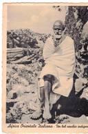 AFRICA ORIENTALE - VECCHIO INDIGENO - Etiopia