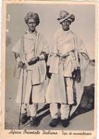 AFRICA ORIENTALE - TIPI DI MUSSULMANI - Etiopia