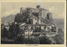 CASTELLO DI BARDI (PR) - VIAGGIATA 1959 - Castelli