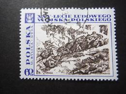 Pologne 1968 - 2e GM - XXV Lecie Ludowego Woojska Polskiego - WO2