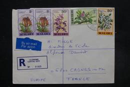 MALAWI - Enveloppe En Recommandé De Lilongwe Pour La France En 1979 , Affranchissement Plaisant - L 27240 - Malawi (1964-...)