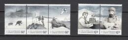2013 Antarctique Australien Neuf** N° 209/13 Exploration Polaire : Anénomètre : Phoque : Damier Du Cap : Oiseau - Australisches Antarktis-Territorium (AAT)