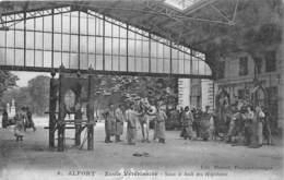 94-ALFORT-ECOLE VETERINAIRE- SOUS LE HALL DES HÔPITAUX - Maisons Alfort