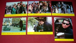Rob Lowe ILLEGALLY YOURS Colleen Camp 6x Yugoslavian Lobby Cards - Photographs
