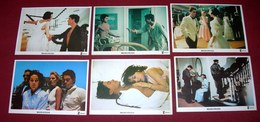 Rob Lowe MASQUERADE Meg Tilly  6x Yugoslavian Lobby Cards - Foto's