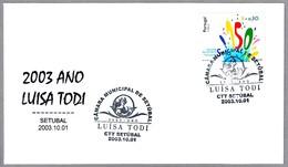 Mezzosoprano LUISA TODI - Opera. Setubal 2003 - Música