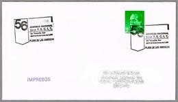 Asamblea F.E.C.I.T. (Fed. Española Centros De Iniciativas Turisticas) - Tourism. Playa De Las Americas, Canarias, 1991 - Vacaciones & Turismo