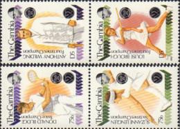 Ref. 572541 * NEW *  - GAMBIA . 1990. GREAT WIMBLEDON TENNIS CHAMPIONS. GRANDES CAMPEONES DE TENIS DE WIMBLEDON - Gambia (1965-...)