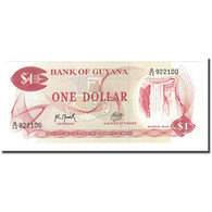 Billet, Guyana, 1 Dollar, Undated (1992), KM:21g, NEUF - Guyana
