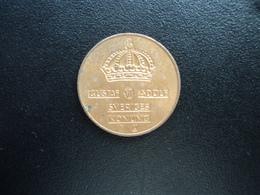 SUÈDE : 2 ÖRE   1967 U    KM 821     SUP - Suède