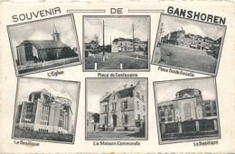 CPA - Belgique - Souvenir De Ganshoren - Koekelberg
