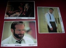 Robert De Niro AWAKENINGS Robin Williams 3x Yugoslavian Lobby Cards - Foto's