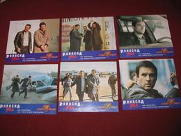 Robert De Niro MIDNIGHT RUN Charles Grodin  6x Yugoslavian Lobby Cards - Photographs