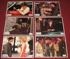 Robert Downey Jr PICK-UP ARTIST Molly Ringwald  6x Yugoslavian Lobby Cards - Foto's
