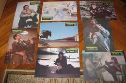 Robert Ginty PROGRAMMED TO KILL Sandahl Bergman Yu 7x Yugoslavian Lobby Cards - Photographs