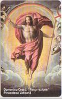#05 - VATICAN-05 - SCV-078 - DOMENICO CRESTI RESURREZIONE - RELIGION - MINT - Vatican