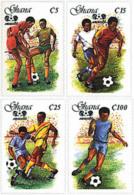 Ref. 27505 * NEW *  - GHANA . 1987. FOOTBALL WORLD CUP. MEXICO-86. COPA DEL MUNDO DE FUTBOL. MEXICO-86 - Ghana (1957-...)