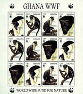 Ref. 12650 * NEW *  - GHANA . 1994. DIANA MONKEY. MONO DIANA - Ghana (1957-...)